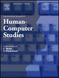 The International Journal of Human-Computer Studies publishes original research over the whole spectrum of work relevant to the theory and practice of innovative interactive systems.