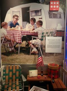 Middle Class Americans 1968 Chicago History Museum, The Middle, American