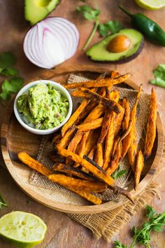 Learn how to make crispy baked sweet potato fries at home! All you need is a little oil, a little starch and a few of your favourite herbs and spices to get started! Gluten Free, vegan, paleo and low FODMAP options all available! #sweetpotato #sweetpotatofries #healthyfries #glutenfree