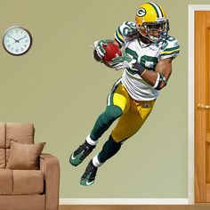 NFL Green Bay Packers From Fathead Make A Bold Statement That Cheap  Alternatives Cannot Compare To. Part 89