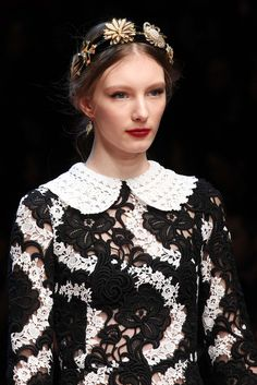 Dolce & Gabbana - Fall 2015 Ready-to-Wear - Look 65 of 160