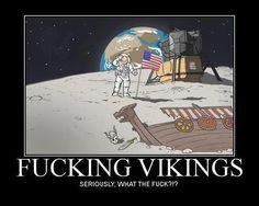 Vikings - vikingar - viikingit