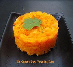 purée rutabaga carotte