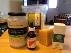 Recette de barre de lotion pour le corps. Barre, Candle Jars, Lotion, Cosmetics, Zero Waste, Diy, Food, Coconut Oil, Cocoa Butter