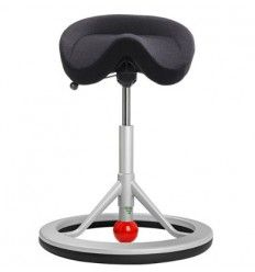 Saddle chair, Standing Rest, Saddles and Stools for back pain preventi - KOS Ergonomics - Back Care Seating Specialists Mesh Chair, Mesh Office Chair, Office Chairs, Best Ergonomic Office Chair, Ergonomic Chair, Standing Desk Chair, Saddle Chair, Relieve Back Pain, Neck And Back Pain