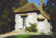 Cottage in France - Rambouillet 1773 -- refuge of the Princesse de Lamballe
