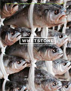 Whetstone Volume 2 Cover. Courtesy of Bburi Kitchen