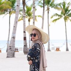 Fashion style inspiration casual hats 50 Ideas for 2019 Hijab Fashion Summer, Muslim Fashion, Trendy Fashion, Womens Fashion, Style Fashion, Summer Dress Outfits, Casual Summer Dresses, Beach Dresses, Dress Summer
