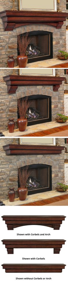 Excellent 46 Best Fireplace Mantels Images In 2017 Fireplace Mantel Download Free Architecture Designs Pushbritishbridgeorg