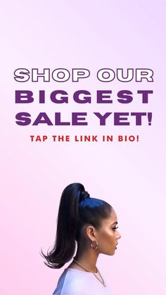 Save up to £40 on your purchase until 10/01 You don't want to miss the biggest sale of the year! Hair Extensions For Sale, Human Hair Extensions, Sale Uk, Latest Hairstyles, Hair Clips, Hair Rods, Hair Extensions, Hair Pins