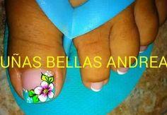 Pedicure Nail Art, Toe Nail Art, Toe Nails, Cute Pedicures, Toe Designs, Nail Art Designs Videos, Finger, Toenails, Creative Nails