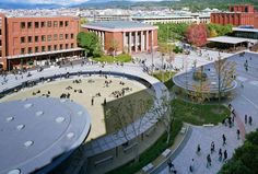 Ryukoku Univ. landscape