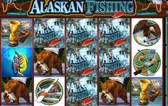 """#Slot #online #Alaskan #Fishing: possibilità di """"pescose"""" vincite al #casino #online. http://www.allslotscasino.it/slot-machine-online/alaskan-fishing.html"""