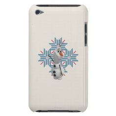Disney Frozen Olaf iPod Case...I sooo need an iPhone just to get this case :))))))