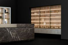 The new kitchen project by TM Italia