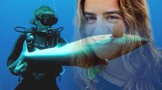 'Shark Girl' Madison Stewart Dives to Save Sharks Species Of Sharks, Girl Fights, Mother Earth, Documentaries, Interview, Science, Beautiful, Live, Friends