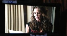 Paige Turco Filming Person Of Interest Season 3