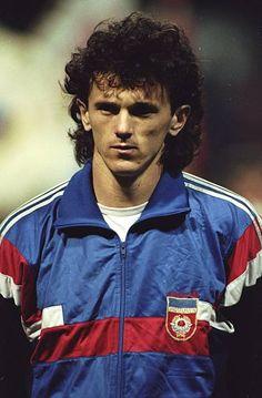 Portrait of Branco Brnovic of Yugoslavia. \ Mandatory Credit: Allsport UK /Allsport Get premium, high resolution news photos at Getty Images Stock Pictures, Stock Photos, Football Photos, Still Image, Image Collection, Olympics, Portrait, People