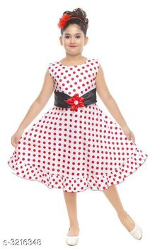 Checkout this latest Frocks & Dresses Product Name: *Cutepie Alluring Kid's Girl's Frocks* Sizes: 2-3 Years, 3-4 Years, 4-5 Years, 5-6 Years, 6-7 Years, 7-8 Years Country of Origin: India Easy Returns Available In Case Of Any Issue   Catalog Rating: ★4 (443)  Catalog Name: Cutepie Alluring Kid's Girl's Frocks Vol 15 CatalogID_442988 C62-SC1141 Code: 762-3216348-366