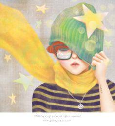 Gobugipaper Illustration