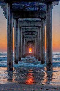 Scripps Pier, La Jolla, California   See More Pics: