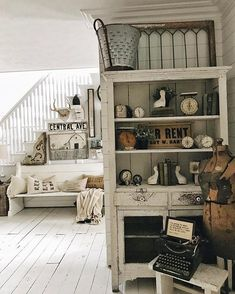 Cozy Farmhouse Kitchen Decor |