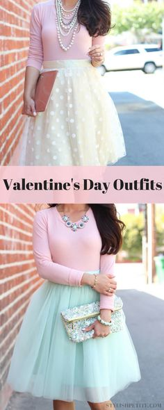Valentine s Day Outfit Ideas + Weekend Sales 308d618ab0