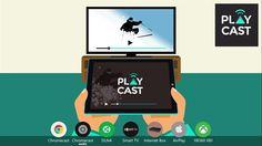 Profitez de lAirPlay et du Chromecast avec votre smartphone sous Windows 10 Mobile En cette période de fin dannée et plus particulièrement de fêtes de fin dannée vous allez certainement utiliser votre smartphone pour diffuser de la musique ou des vidéos sur votre TV ou sur vos appareils audios. Pour cela sachez que vous allez pouvoir utiliser une Apple TV avec AirPlay ou encore Chromecast pour animer vos soirées !  Voici la nouvelle application Playcast pour vos appareils Windows.  Vous le…