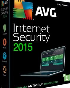 Avg Internet Security 2015 Serial Keys Free Download