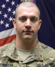 via Freedom Remembered-1st Lt. Brandon J. Landrum, 26, of Lawton, Okla., died May 4, 2013, in Maiwand, Afghanistan, of injuries sustained when their vehicle was attacked by an enemy improvised explosive device. The soldiers were assigned to the 1st Battalion, 36thInfantry, 1stBrigade Combat Team, 1stArmored Division, Fort Bliss, Texas.
