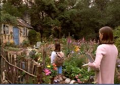 Ms. Honey's cottage (from the movie Matilda)