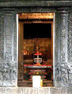 Shiva Linga in Ramappa Temple