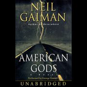 American Gods (Unabridged) | http://paperloveanddreams.com/audiobook/315015863/american-gods-unabridged |