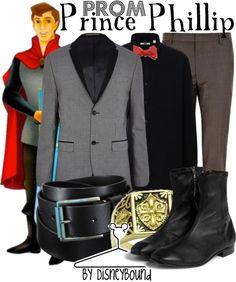 Prince Phillip by DisneyBound