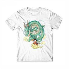 Dragon Ball Nimbus Cruising T-Shirt