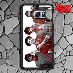 All Time Low Samsung Galaxy S6 Edge Plus Black Case