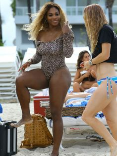 Bikini Serena special williams