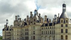 Chateau de Chambord - The real-life castle that played home to Beast from Beauty and the Beast