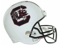 Full size Gamecocks helmet.