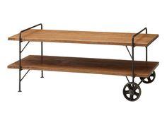 SWITCHRough Wheel Living Table/スウィッチラフ ホイールリビングテーブル - 拡大画像