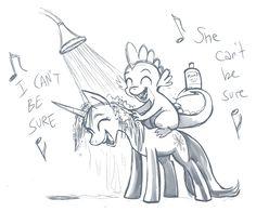 Random bits of art from a suburban unicorn. Mlp Twilight, Twilight Sparkle, My Little Pony 1, Mane N Tail, Fluttershy, Equestria Girls, Singing, Creatures, Fan Art