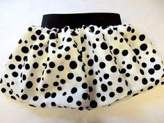 Morning by Morning Productions: Easiest Skirt Ever - Bubble Skirt Tutorial