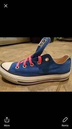 922ed4ef4748 LADIES BLUE CONVERSE SHOES SIZE 7  fashion  clothing  shoes  accessories   womensclothing  dresses (ebay link)