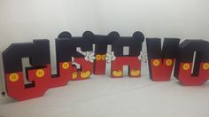 Letras 3D, produzidas em papel de scrap 180 gramas. Ideal para decoração de mesa para festa de aniversários, chá de bebê, decoração de quartos, etc. <br>Tamanho médio da letra é de 14 cm.