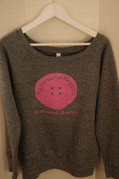 sweatshirt comfy- casual by My personal kingdom. Visit our shop on line
