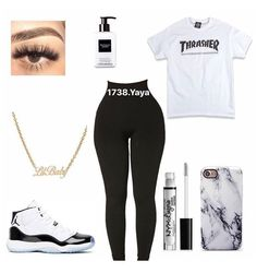 #cute #outfits #for #school #for #highschool #baddie #cuteoutfitsforschoolforhighschoolbaddie Baddie Outfits Casual, Boujee Outfits, Cute Lazy Outfits, Swag Outfits For Girls, Cute Outfits For School, Cute Swag Outfits, Teenage Girl Outfits, Teen Fashion Outfits, Trendy Outfits