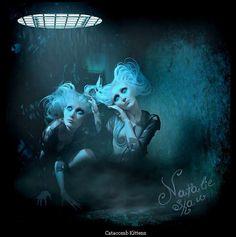 Natalie Shau's Gothic Girls