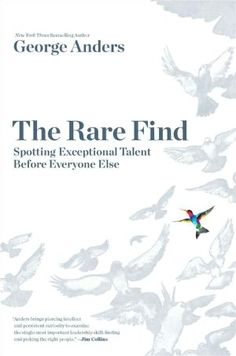 If you need talent in your life read this -