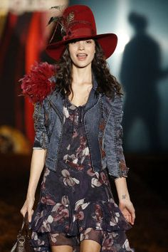 Fashion Week Madrid: Desigual