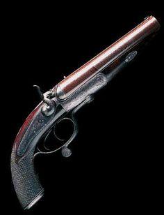 Sawed-Off Shotgun/Howdah